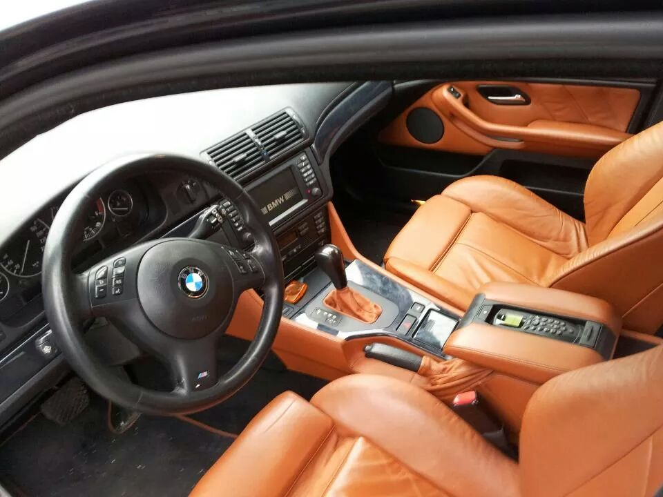interieur e39 530d highline sport edition von 1203