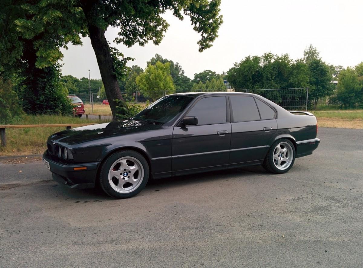 BMW e34 535i M5 Felgen